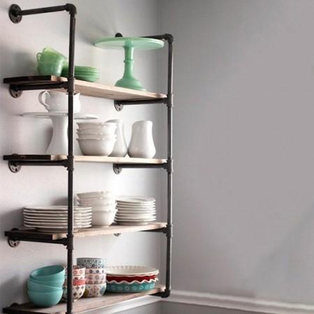 Fasjonable Hyller | Kjøp Metall Bordben Her - i flere forskellige designs OI-36